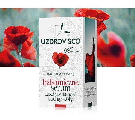Balsamiczne serum – mak (25ml)